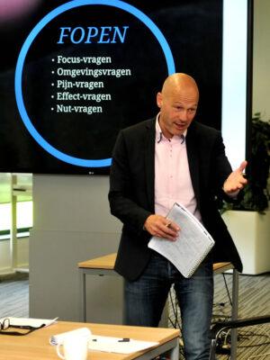 Verkooptraining in Groningen